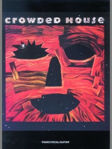 Woodface (PVG); Crowded House, Piano/Vocal/Guitar Matching, 18705 - 1859090753