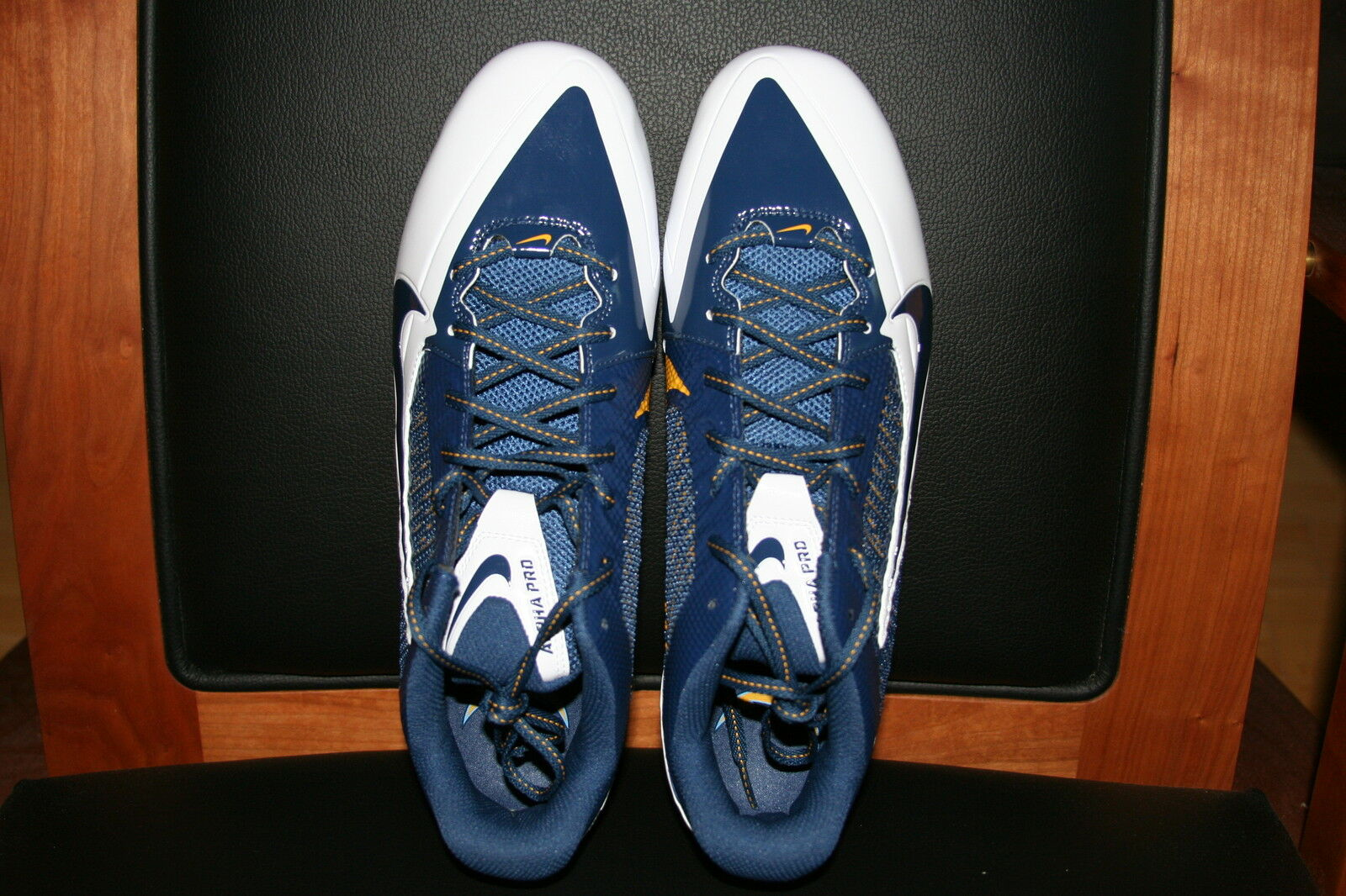 Men Nike Alpha Pro TD SanDiego Chargers Football Cleats 618055 11.5