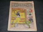 JOURNAL BD L'ÉPATANT N°1474 du 29 OCTOBRE 1936 BADERT