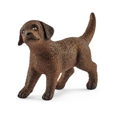 Schleich granja World 13835 Labrador retriever cachorro nuevo
