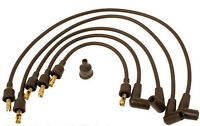 Custom Fit Usa Made Spark Plug Wire Set - Ford 8n Side Mount Tractors 1950-52