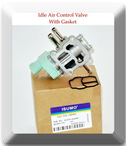 Idle Air Control Valve Fits Toyota 4Runner T100 Tacoma /& Tandra V6 3.4L
