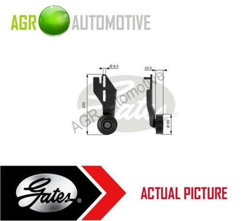 GATES ALTERNATOR FAN BELT DRIVEALIGN TENSIONER PULLEY OE QUALITY REPLACE T36063