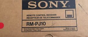 Sony-Rm-pj10-Recepteur-De-Telecommande