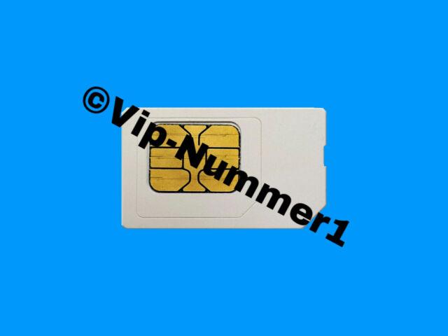 0151 265 90000 Vip Nummer D1 Congstar NEU Sim Karte Handy Nummern