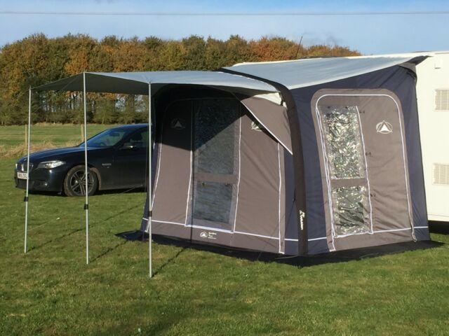 porch swift sunncamp plus awning caravan from for