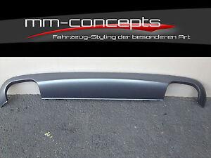 Original-Audi-S4-A4-8e-B7-Diffusor-Heckansatz-Heck-Heckschuerze-S-Line-RS4-Origin