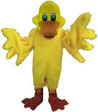 Yellow Duck Professional Quality Lightweight Mascot Costume Adult Size