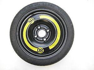 seat mii vw up skoda citigo space saver spare wheel tyre. Black Bedroom Furniture Sets. Home Design Ideas
