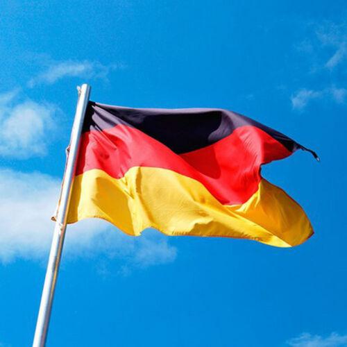 3x5ft Germany Flag German Country Banner Deutschland Pennant New Indoor Outdoor