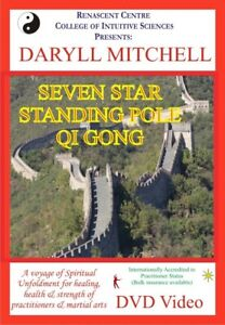 Details about SEVEN STAR QI GONG Instructional DVD, Tai Chi, Exercise, New,  Accredited, yoga