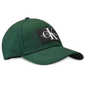 the latest ca67b 6fddf Image is loading Calvin-Klein-Cap-Calvin-Klein-Monogram-Baseball-Caps-