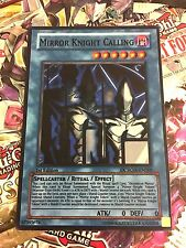 Orica  Cosplay card Mirror Knight Calling + Orichalcos Mirror custom card!