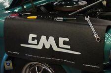 Chevrolet Black GMC car mechanics fender cover paint protector vintage style