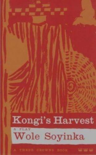Kongi's Harvest Paperback Wole Soyinka