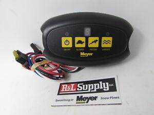 Genuine Meyer Salt Spreader Control For Baseline Bl240 Bl400 Bl750 Part 34405 Ebay