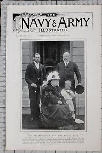 1901-PRINT-QUEEN-MOTHER-amp-ROYAL-RACE-QUEEN-VICTORIA