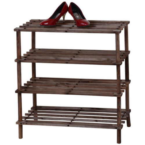 4-TIER-WOODEN-SHOE-RACK-DARK-OAK-FOOTWEAR-STORAGE-ORGANISER-UNIT-SHELF-DVD-BOOKS