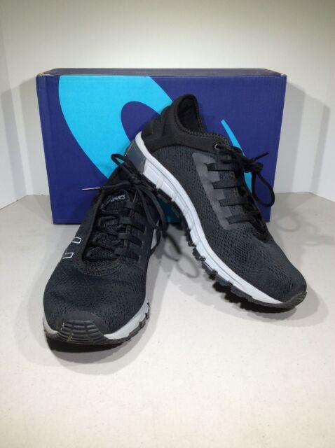 5d4b41a905 Asics Gel-Quantum 360 Knit 2 Men's Sz 9.5 Black/Dark Grey Running Shoes  X20-952