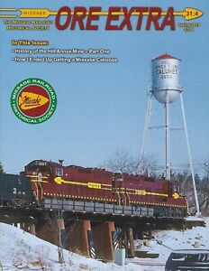 Ore-Extra-Spring-2019-issue-of-the-MISSABE-Railroad-Historical-Society-NEW