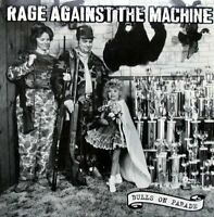 Rage against the Machine Bulls on parade (1996; 2 tracks, cardsleeve) [Maxi-CD]