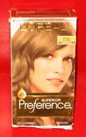 L'oreal Paris Superior Preference Hair Color 7 Dark Blonde 1 Kit