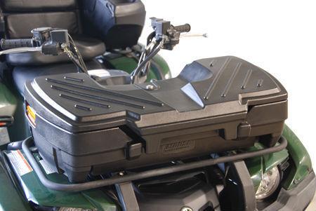 NEW ATV TRACKER BOX FRONT STORAGE CARGO TRUNK POLARIS SPORTSMAN OUTLANDER HONDA