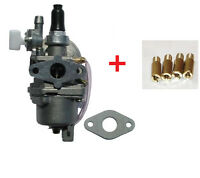 47cc, 49cc Carburetor W/4 Jets For Mini Cag Pocket Bikes, Mta1, Mta2, Miniquad