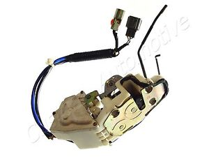 90 91 Honda Accord Coupe Lx Ex Rh Electric Door Latch Lock Actuator Passenger Ebay