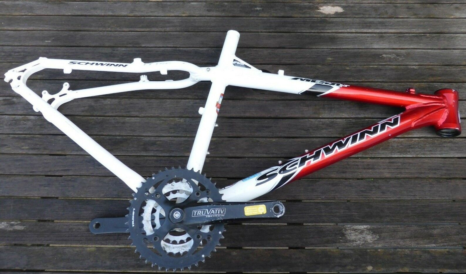 Scwinn Mesa LT bike frame, 21 inch TT.