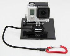 30cm GoPro Tether Secure Strap Lanyard Hero 3 Black UK Stock Running Diving Ski
