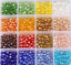 100-500-1000pcs-6mm-AB-Glass-Crystal-Faceted-Rondelle-Charm-Spacer-Beads