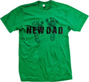 new dad footprints baby feet fathers day father daddy present gift