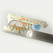 """Vernier Caliper Aero Space Brand 100mm 4"""" Gauge Micrometer Measurement Tool"""