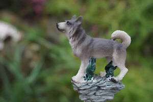 Mo0039 A Figurine Stylo Loup Canin Animal 20% Promotion Wmgzctg8-07222853-535566113