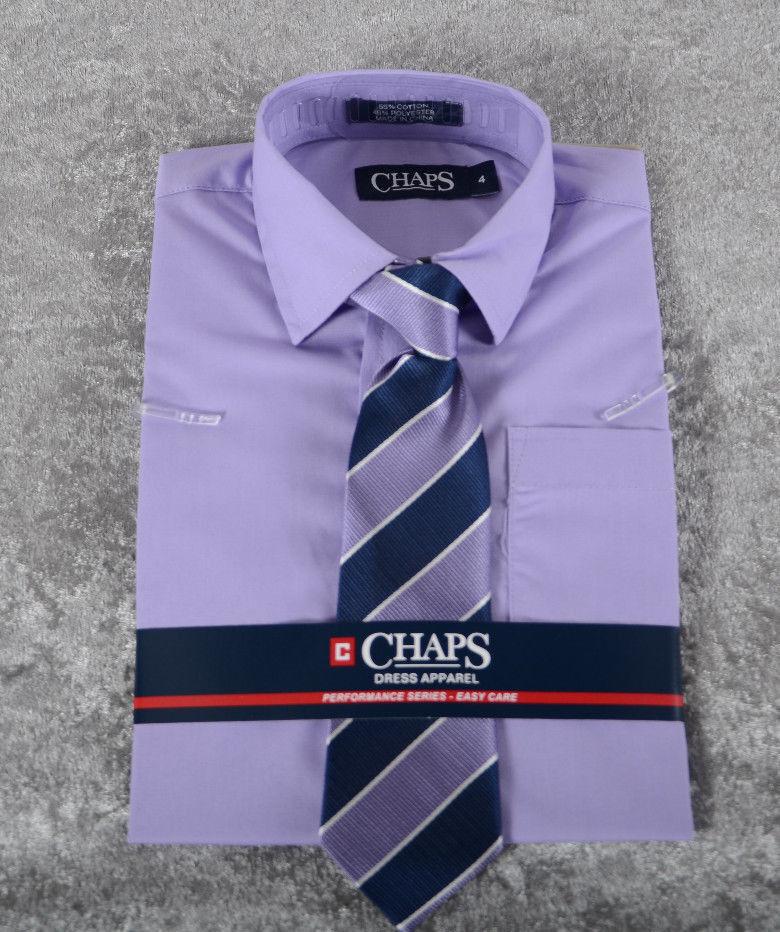 Chaps Boys Long Sleeve Dress Shirt