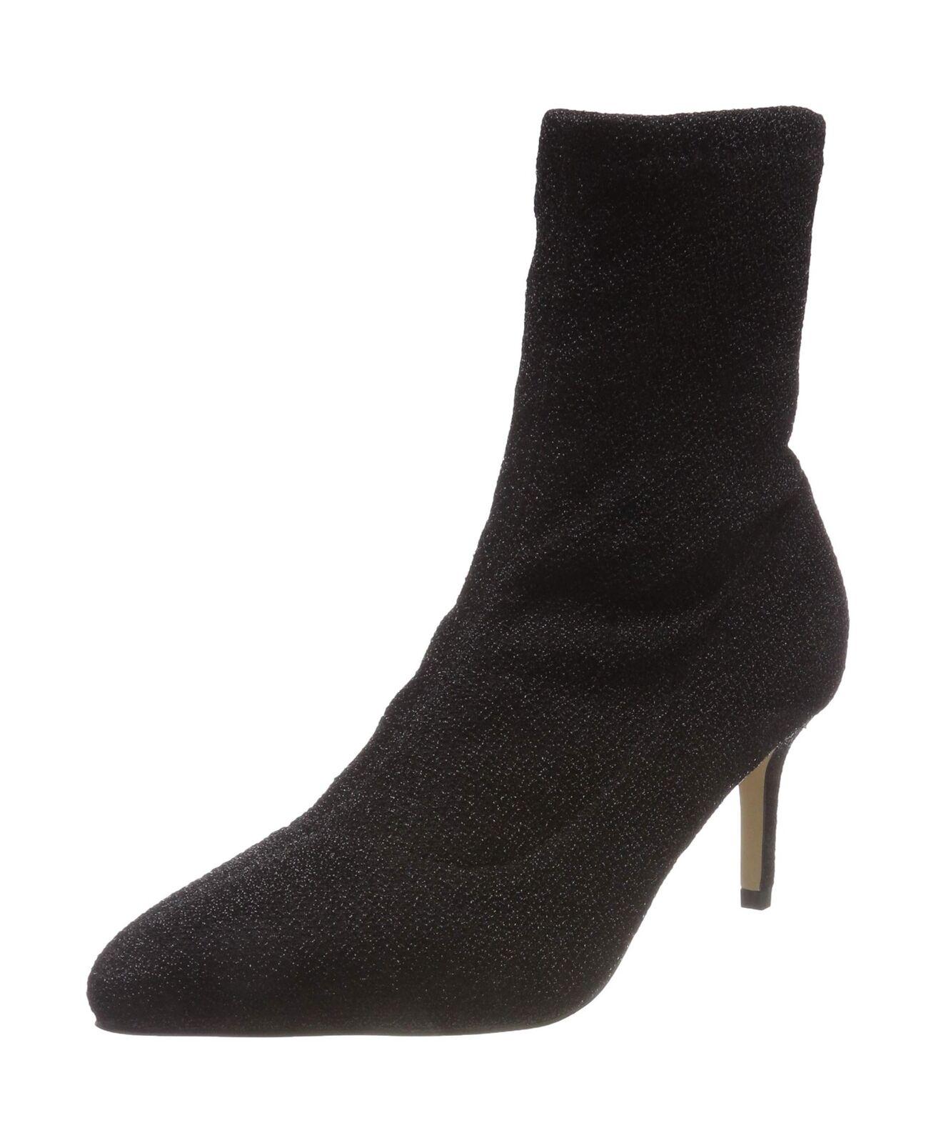 Buffalo Femme Sterling tissu élastique Cheville Bottes Noir Noir Noir (Noir 01 00) UK 5 88e556