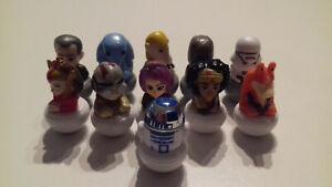 Rollinz-Star-Wars-3-0-11-personaggi-di-cui-1-Leggenda-5-buoni-5-cattivi-Come-Nuo