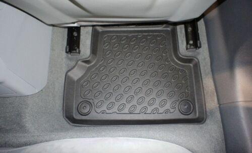 OPPL Fußraumschalen statt Gummimatten für Audi A4 Avant B9 Kombi 2015