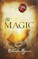The Magic, The Secret, By Rhonda Byrne, Paperback 2012, New, Free Shipping on Sale