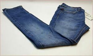 Zara Moda Pantalon Vaquero Azul Jeans Blue Para Nino 13 14 Anos Ebay
