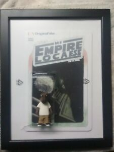 STAR-WARS-Mi-Empire-es-Loco-EAZY-HE-AKA-DOPEMAN-TRAP-TOY-2bit-Hack-FRAMED-DKE