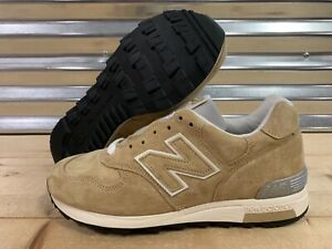 New-Balance-1400-Classic-Running-Shoes-Beige-Khaki-Brown-Suede-USA-SZ-M1400BE