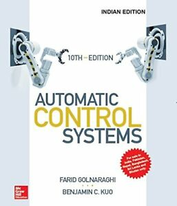Details about Automatic Control Systems, Tenth Edition By Benjamin C  Kuo