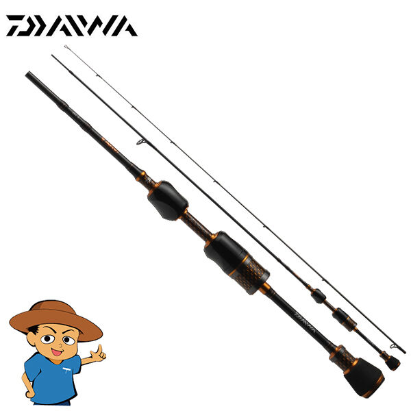 Daiwa PRESSO AGS 510XUL Extra ultra light 5'10  trout fishing spinning rod pole