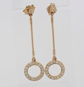 Ohrringe-in-aus-750er-18-kt-Gelb-Gold-mit-Diamant-Brillant-Brillanten-Ohrstecker