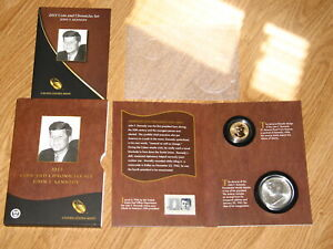 US MINT JOHN F KENNEDY 2015 COIN AND CHRONOCLES SET DOLLAR COIN and BILL