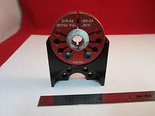 Go Notgo Gage Gauge Tester Metrology 38 64 Uns 2a Bin 4b