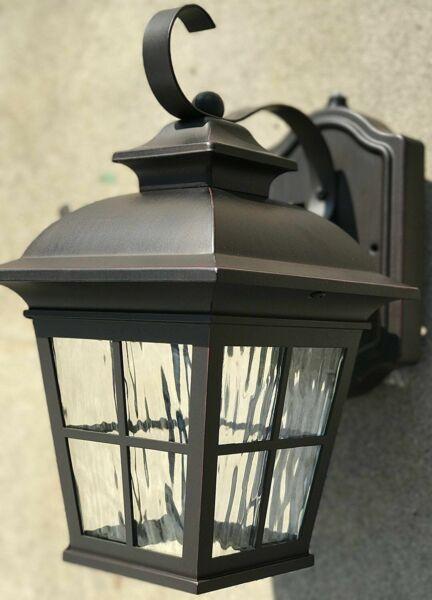 Altair Lighting Outdoor Energy Saving Led Lantern Al 2165