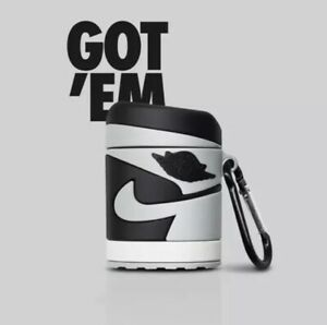 Air Jordan 1 Aj1 Nike Silicone Keychain For Apple Airpods Case Ebay